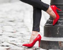 можно ли укоротить каблук на туфлях