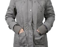 ушиваем куртку на несколько размеров