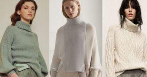 разные свитера