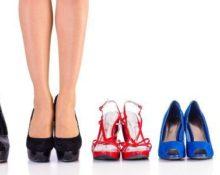 женские туфли виды