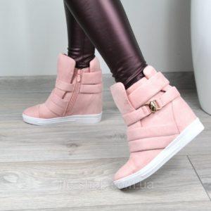 женские ботинки Сникерсы