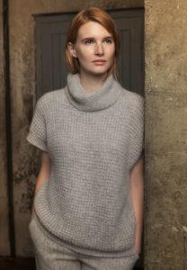 женский свитер из альпаки