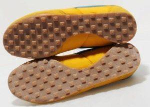 Вафельная подошва кроссовок