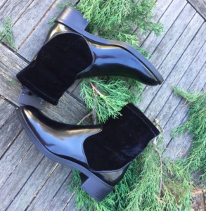 ботинки чулки челси