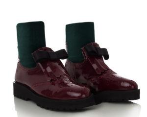 ботинки чулки без каблука