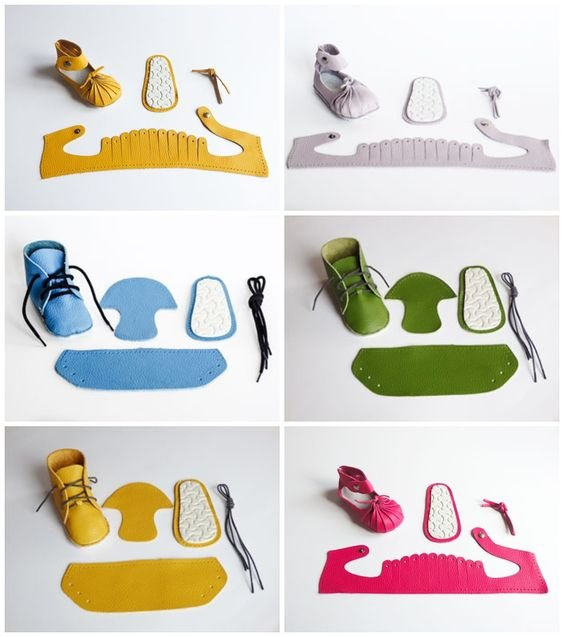 изготовление ботинок