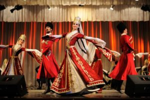 фото адыгейского национального костюма