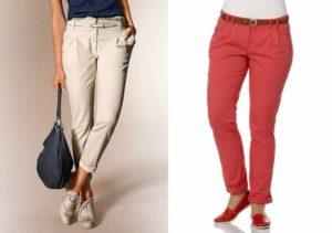 Что такое брюки-чинос?