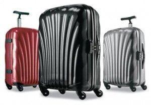 три чемодана