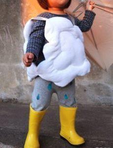 Детский костюм дождик