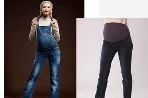 В чём удобнее беременной в комбинезоне или джинсах