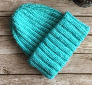 Голубая шапка 2