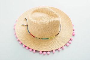 Готовая шляпа