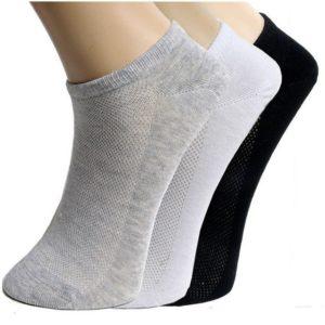 модели коротких носков