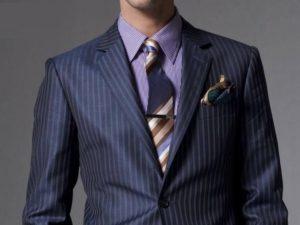 Шикарный деловой костюм