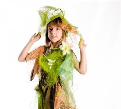 Кикимора платье