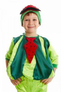 костюм арбуза своими руками