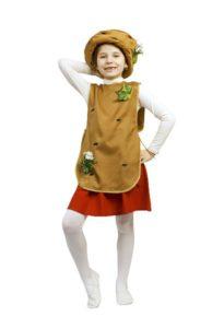 простой костюм картошки