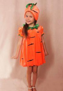 костюм морковки своими руками
