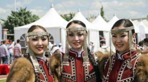 современные якутки