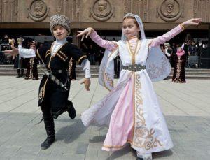 детский чеченский костюм