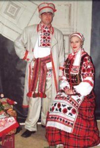 Особенности белорусского костюма