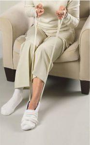 приспособление для одевания носков своими руками сделать