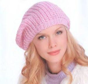 Розовый берет_1