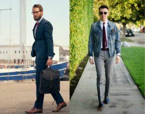 Оксфорды для мужчин
