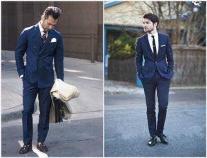 Модный образ мужчины