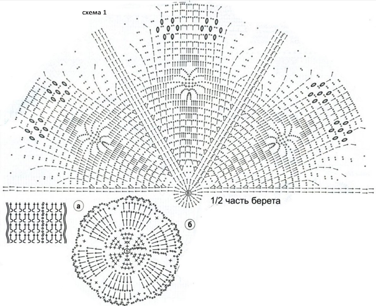 Схема для крючка 3