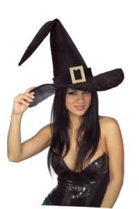 Наряд ведьмы на Хэллоуин
