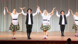 Современный национальный еврейский костюм