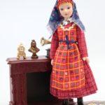 удмуртская кукла
