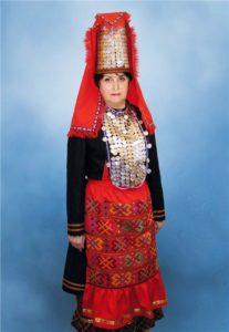 удмуртская дама