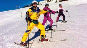 Виды лыжных комбинезонов