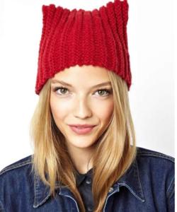 Женская шапка фото