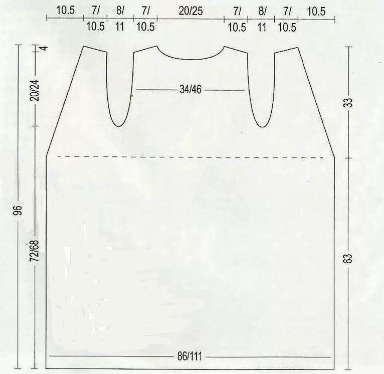 Жилет трансформер 1