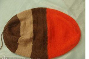 Пример 2: двойная шапка