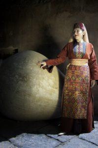 детали женского костюма