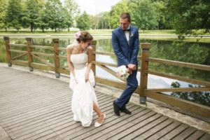белые балетки для невесты