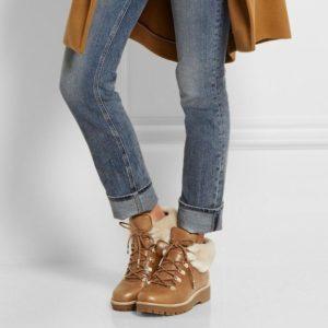 женские ботинки хайкеры