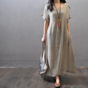 чем дополнить платье в стиле бохо