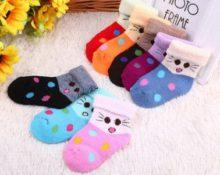 размеры детских носков