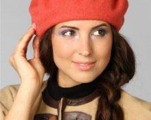 сшить шапку из драпа выкройка для женщин