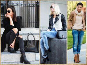 какие джинсы надеть