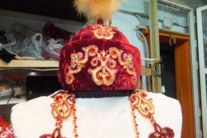 головной убор казахов