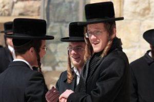 Головные уборы еврейского костюма