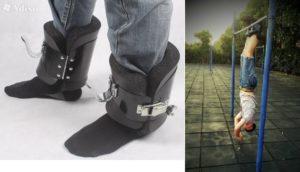 гравитационные ботинки в действии