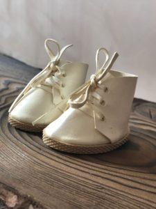 ботинки для куклы выкройка